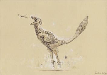 Sketchy Balaur by Hyrotrioskjan