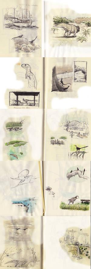 GDM sketches