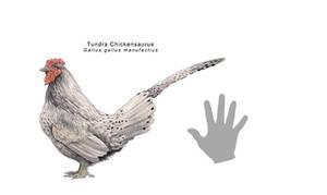 Tundra Chickensaur