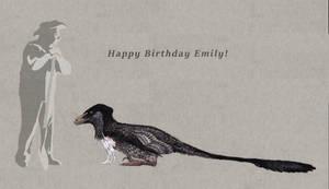 Deinonychus for Emily