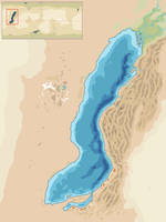 The Kurnugian Sea by Hyrotrioskjan