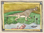 The beast of Shringa