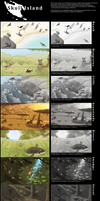 Skull island compilation