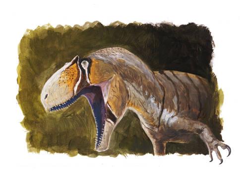 Asfaltovenator - the long awaited predator