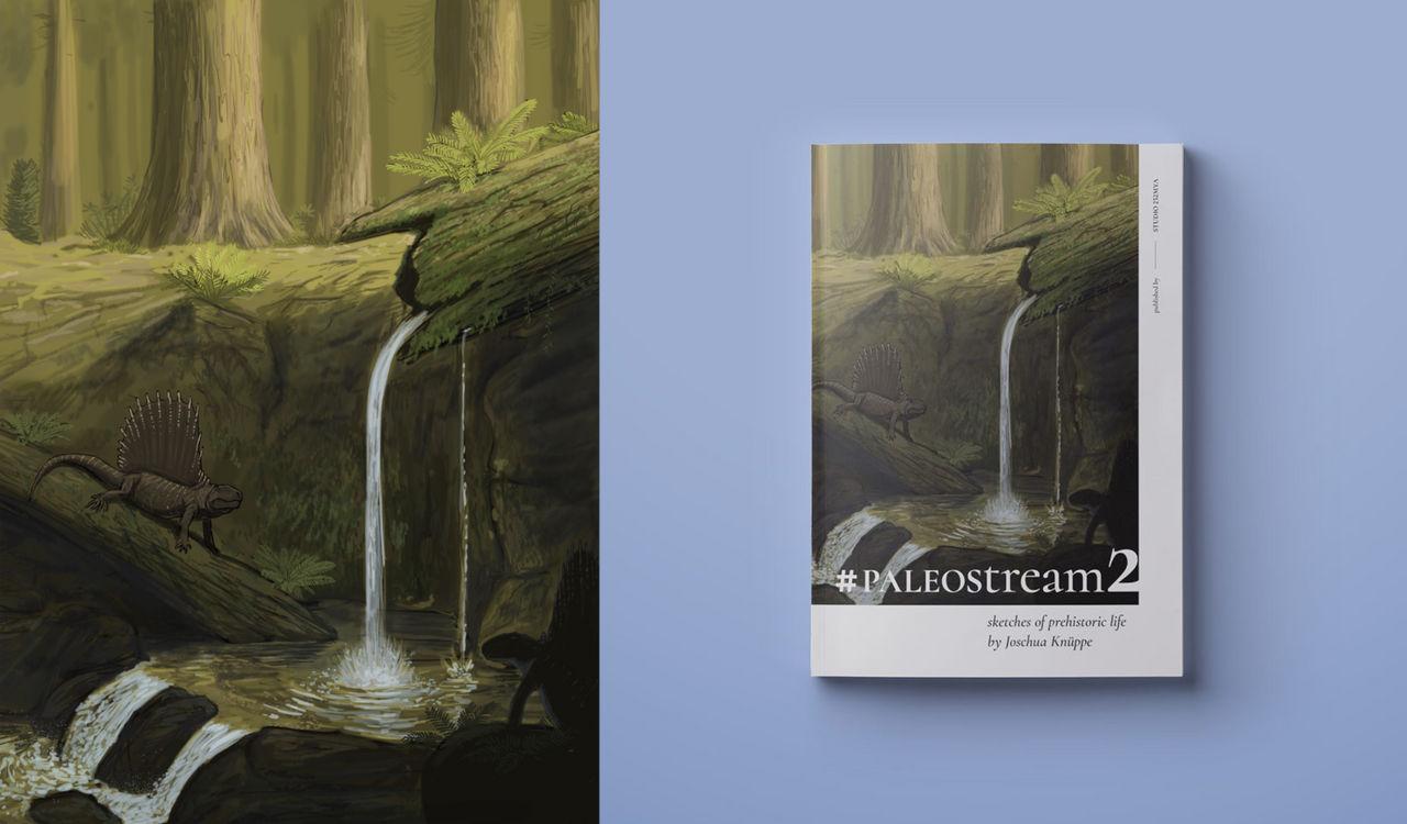 #paleostream book 2 plus contest!