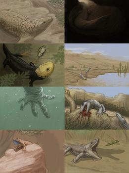 Bromacker sketch compilation
