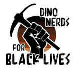 Dino Nerds For Black Lives Matter