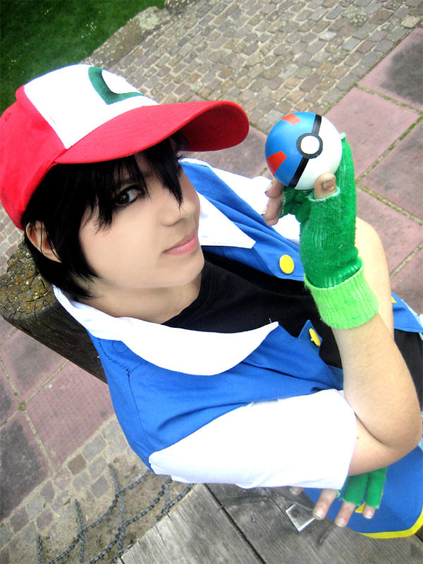 Ash Ketchum gonna catchm all by coolvanillia
