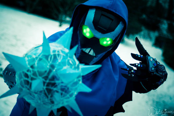 Big Chill Cosplay by coolvanillia