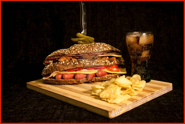 Mega Sandwich