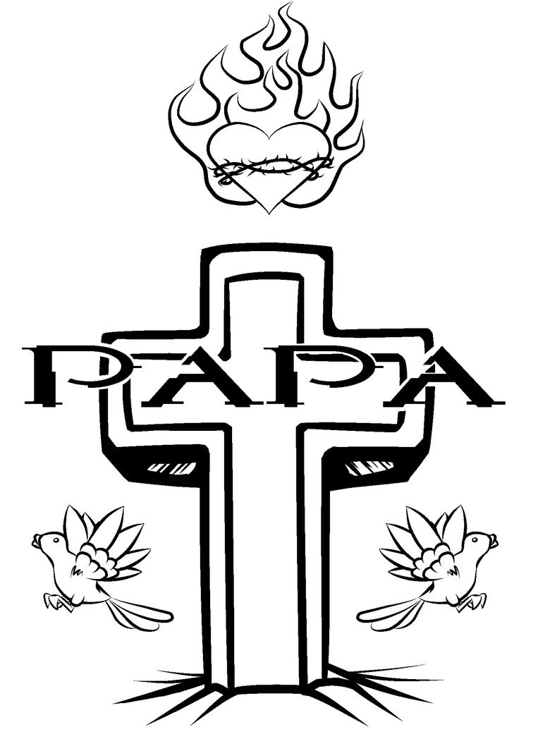 Tattoo in honor of my dad by Dragonfunk7 on deviantART