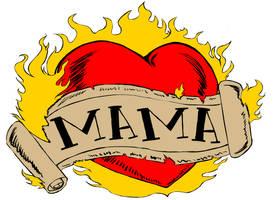 Mama by Dragonfunk7