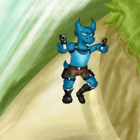 Thumbnail - Lara Croft Go by Dragonfunk7