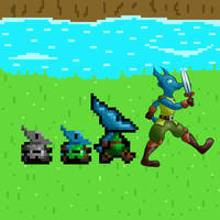 Thumbnail - Evoland by Dragonfunk7