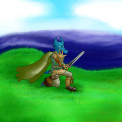 Thumbnail - Golden Sun: The Lost Age by Dragonfunk7