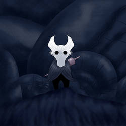 thumbnail - Hollow Knight by Dragonfunk7