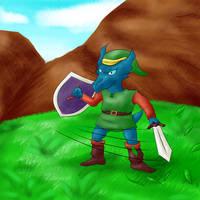 Thumbnail - The Legend of Zelda: Link's Awakening by Dragonfunk7