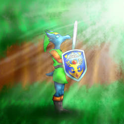 Thumbnail - Zelda: A Link to the Past