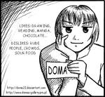 doma's id