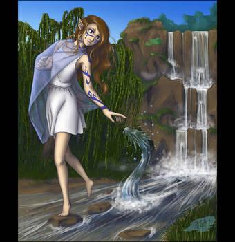 Grow, River Spirit