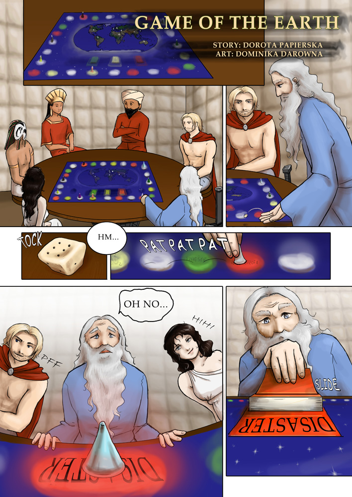 Game of the Earth p.1 by doma22
