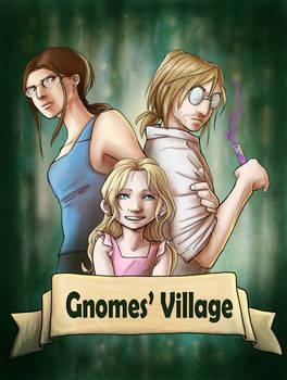 Gnomes' Village- cover