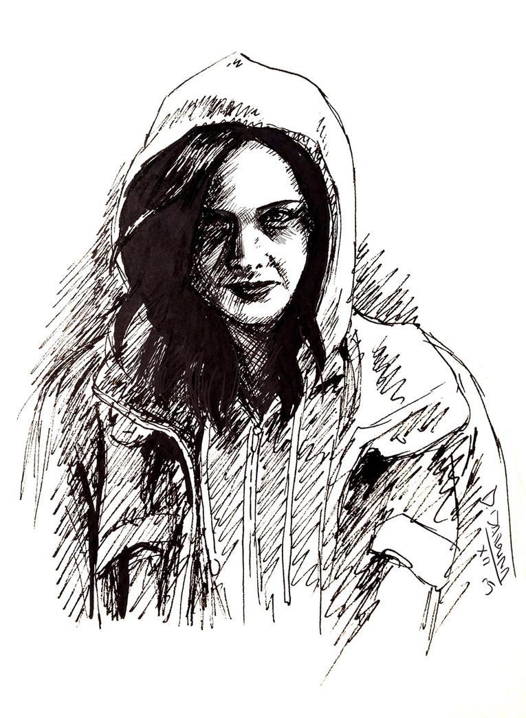 Jessica Jones fanart by doma22