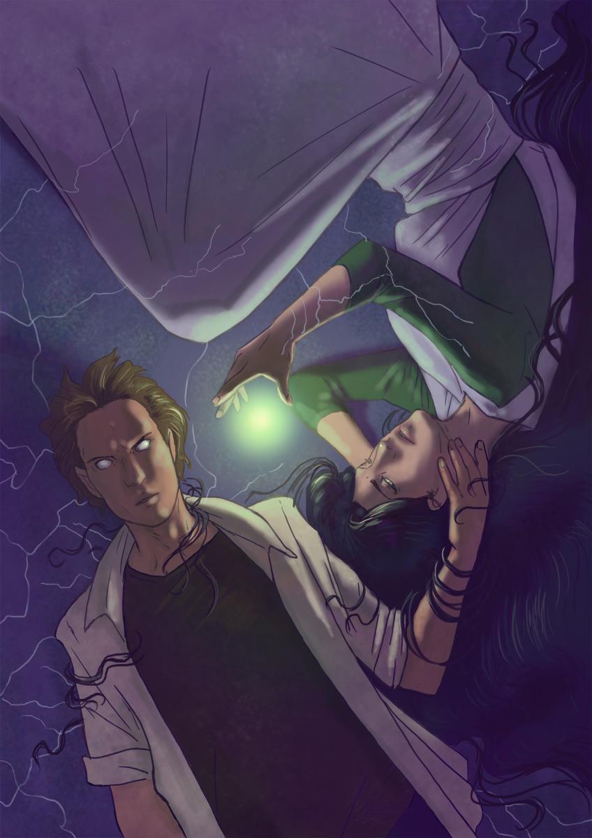 Eris and Michael - collab