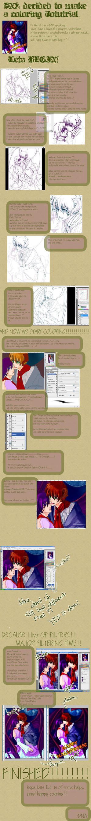 CG-coloring tutorial by NiwaRIKU89