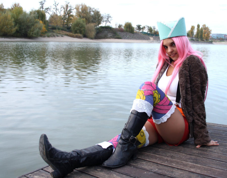 Jewelry Bonney cosplay by hennechan