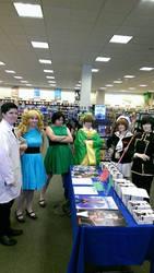 Barnes and Nobles' Manga Mania photo 1 by Supermutant2099