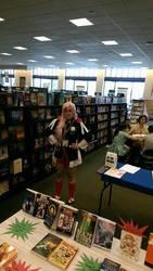 Barnes and Nobles' Manga Mania photo 2 by Supermutant2099