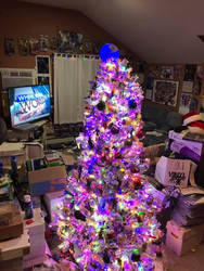Christmas Trees 2018 3 by Supermutant2099