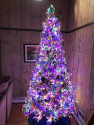 Christmas Trees 2018 4 by Supermutant2099