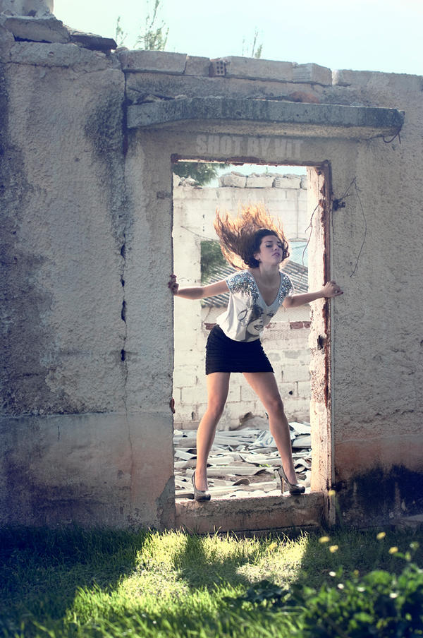 Door Of Perception by Piddling
