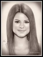 Selena Gomez by artistiq-me