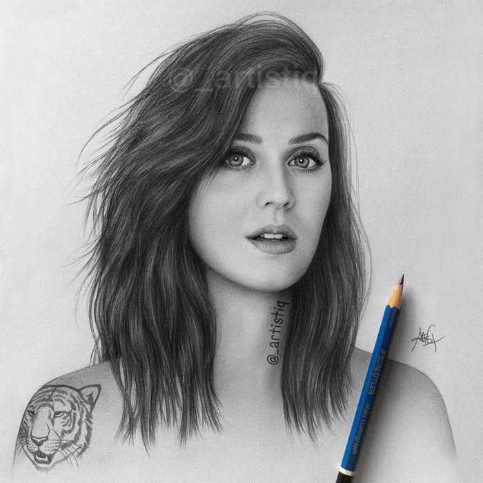 Katy perry by artistiq me