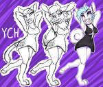 'Stretch' YCH   OPEN by ScribbledTale
