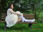 Lolita Fotoshooting in April by Michiru-Neptune