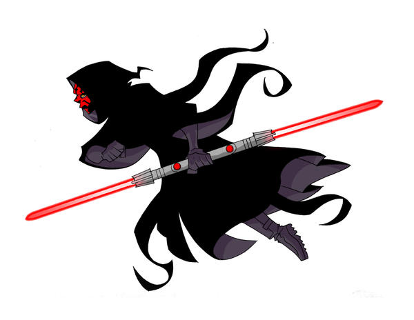 Darth Maul by RM73