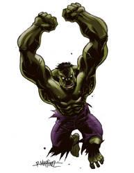 hulk by RM73