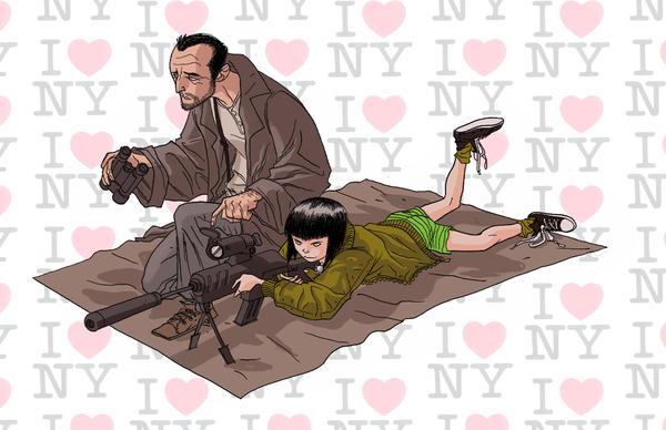 i love NY by RM73
