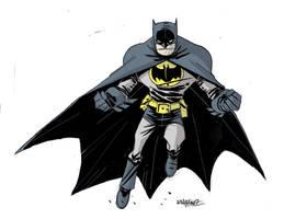 batman by RM73