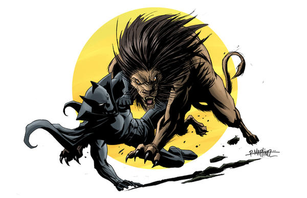 Black Panther By Portela On Deviantart: Black Panther By RM73 On DeviantArt