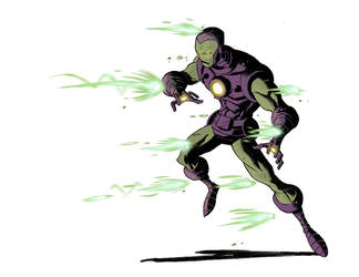 IRON MAN by RM73