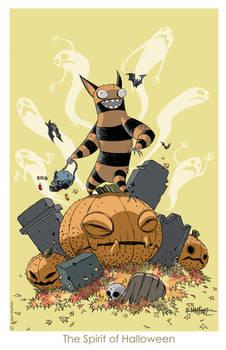 S.S.G. Spirit of Halloween