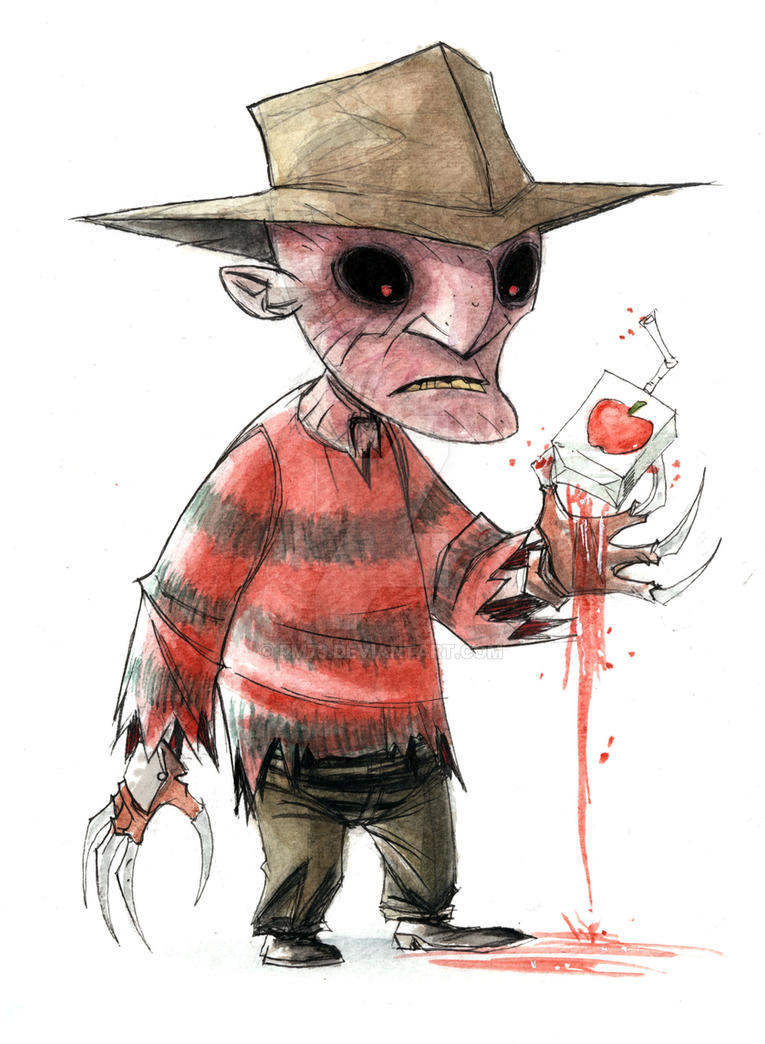 LITTLE FREDDY by RM73