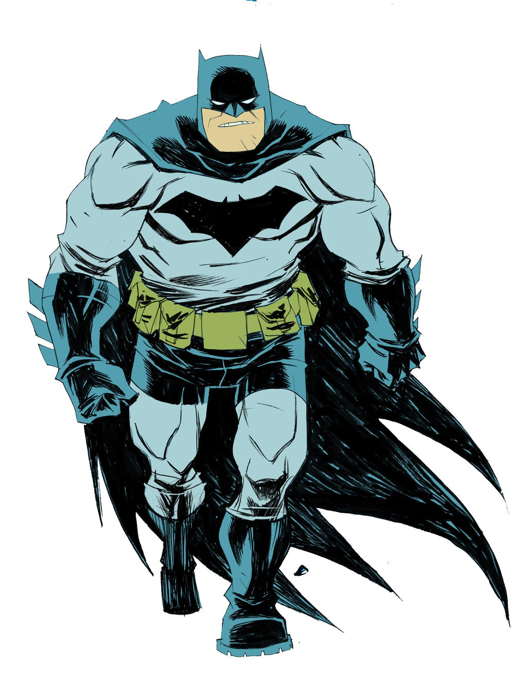DARK KNIGHT by RM73