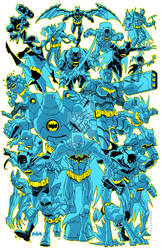 BATMAN COMICON SHIRT