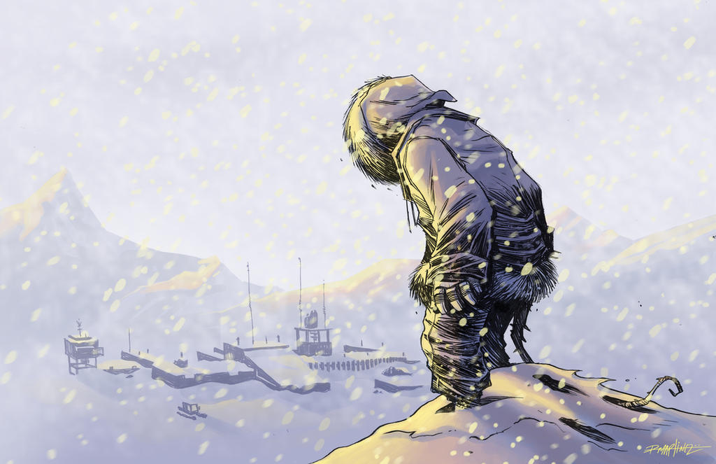 THE THING by RM73